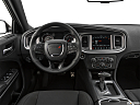 2019 Dodge Charger GT, steering wheel/center console.