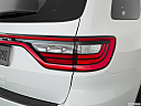 2019 Dodge Durango SXT, passenger side taillight.