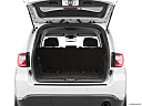 2019 Dodge Durango SXT, trunk open.