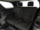2019 Dodge Durango SXT, 3rd row seat from driver side.
