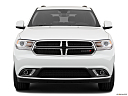 2019 Dodge Durango SXT, low/wide front.