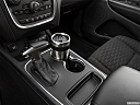 2019 Dodge Durango SXT, cup holder prop (primary).