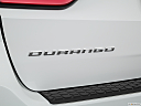 2019 Dodge Durango SXT, rear model badge/emblem