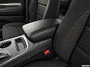 2019 Dodge Durango SXT, front center console with closed lid, from driver's side looking down