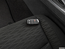 2019 Dodge Durango SXT, key fob on driver's seat.
