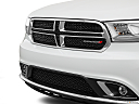 2019 Dodge Durango SXT, close up of grill.