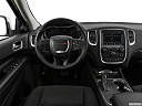 2019 Dodge Durango SXT, steering wheel/center console.