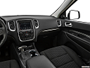 2019 Dodge Durango SXT, center console/passenger side.