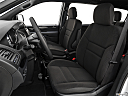 2019 Dodge Grand Caravan SE, front seats from drivers side.