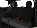 2019 Dodge Grand Caravan SE, 3rd row seat from driver side.