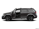 2019 Dodge Journey Crossroad, driver's side profile with drivers side door open.
