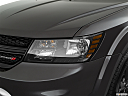 2019 Dodge Journey Crossroad, drivers side headlight.