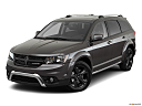 2019 Dodge Journey Crossroad, front angle view.