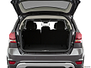 2019 Dodge Journey Crossroad, trunk open.