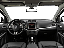 2019 Dodge Journey Crossroad, centered wide dash shot
