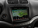 2019 Dodge Journey Crossroad, driver position view of navigation system.
