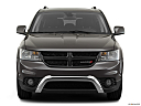 2019 Dodge Journey Crossroad, low/wide front.