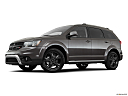2019 Dodge Journey Crossroad, low/wide front 5/8.