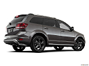 2019 Dodge Journey Crossroad, low/wide rear 5/8.
