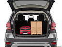 2019 Dodge Journey Crossroad, trunk props.