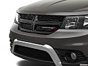 2019 Dodge Journey Crossroad, close up of grill.