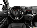 2019 Dodge Journey Crossroad, steering wheel/center console.