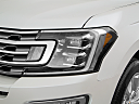 2019 Ford Expedition Limited, drivers side headlight.