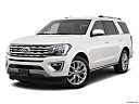 2019 Ford Expedition Limited, front angle view.