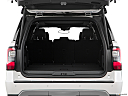 2019 Ford Expedition Limited, trunk open.