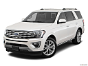 2019 Ford Expedition Limited, front angle medium view.
