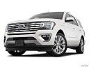 2019 Ford Expedition Limited, front angle view, low wide perspective.