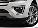 2019 Ford Expedition Limited, driver's side fog lamp.