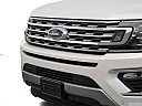 2019 Ford Expedition Limited, close up of grill.