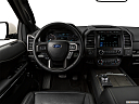 2019 Ford Expedition Limited, steering wheel/center console.