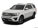 2019 Ford Expedition XLT, front angle view.
