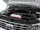 2019 Ford Expedition XLT, engine.