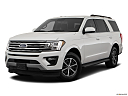 2019 Ford Expedition XLT, front angle medium view.