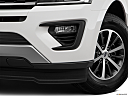 2019 Ford Expedition XLT, driver's side fog lamp.