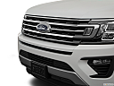 2019 Ford Expedition XLT, close up of grill.