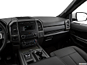 2019 Ford Expedition XLT, center console/passenger side.