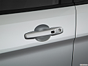 2019 Ford Explorer XLT, drivers side door handle.