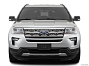 2019 Ford Explorer XLT, low/wide front.