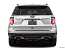 2019 Ford Explorer XLT, low/wide rear.