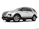 2019 Ford Explorer XLT, low/wide front 5/8.