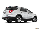 2019 Ford Explorer XLT, low/wide rear 5/8.