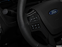 2019 Ford Explorer XLT, steering wheel controls (left side)