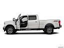 2019 Ford F-250 SD Lariat, driver's side profile with drivers side door open.