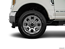 2019 Ford F-250 SD Lariat, front drivers side wheel at profile.