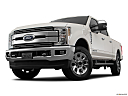 2019 Ford F-250 SD Lariat, front angle view, low wide perspective.