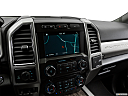 2019 Ford F-250 SD Lariat, driver position view of navigation system.